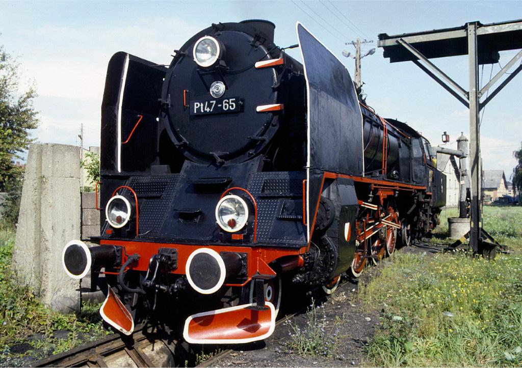 PKP Pt47-65 at Przemyśl