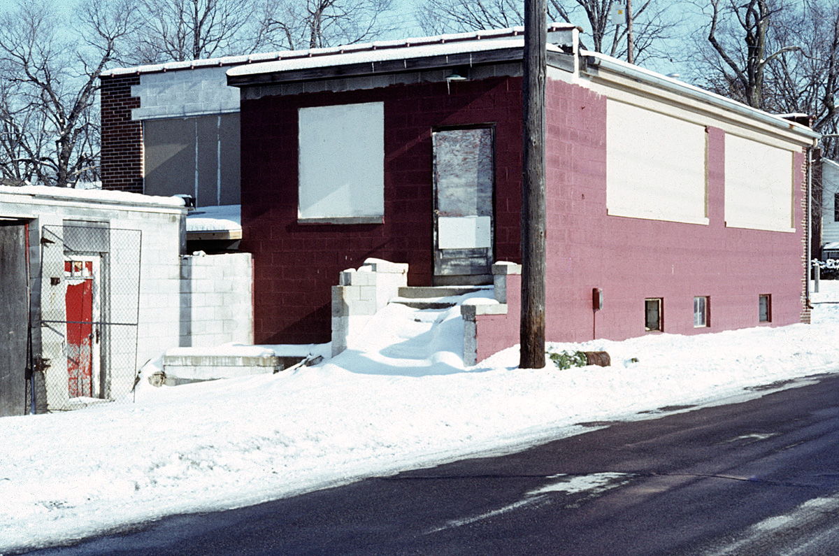 SMRS building in 1984