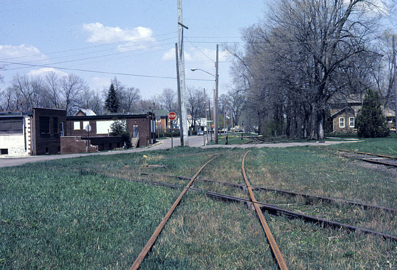 Clinton yard 1982