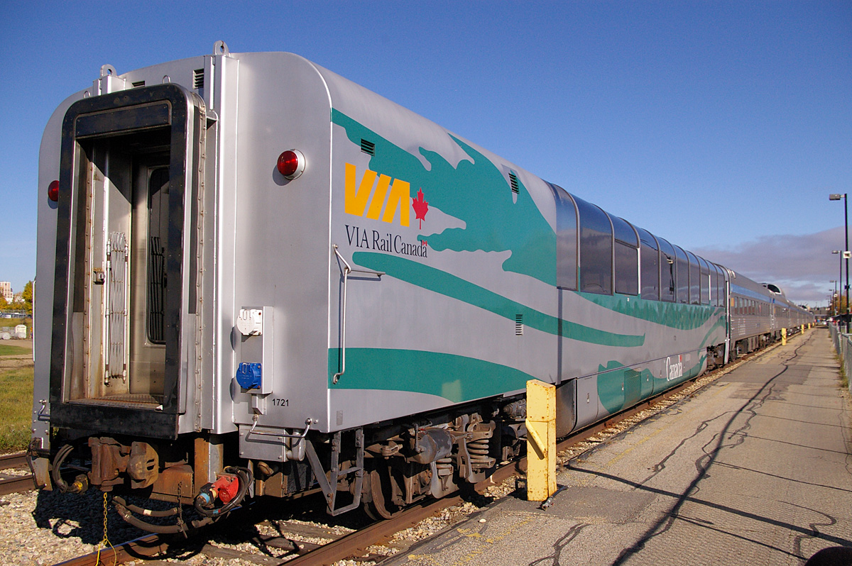 Panorama car at Edmonton