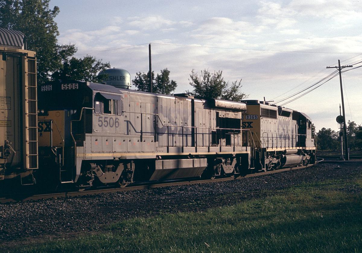 CSXT 5506