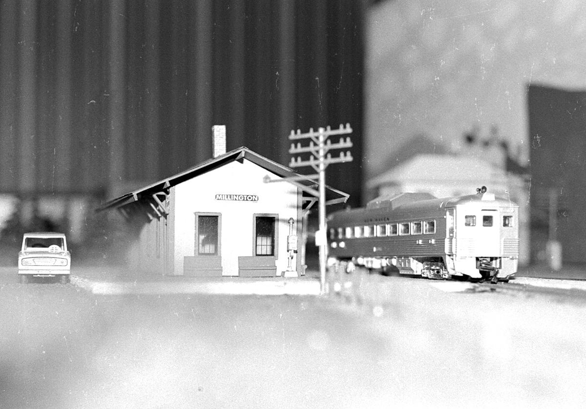 Millington-depot