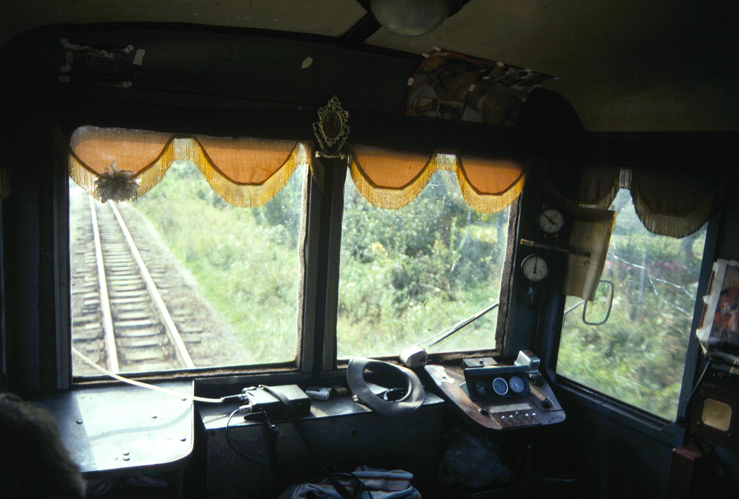 Cab of MBd1-137