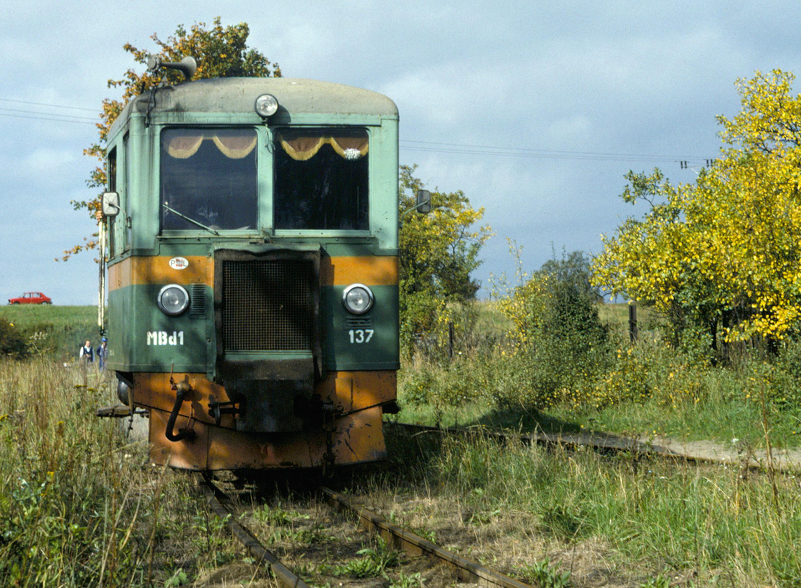 MBd1-137 at Prawy Brzeg Wisły