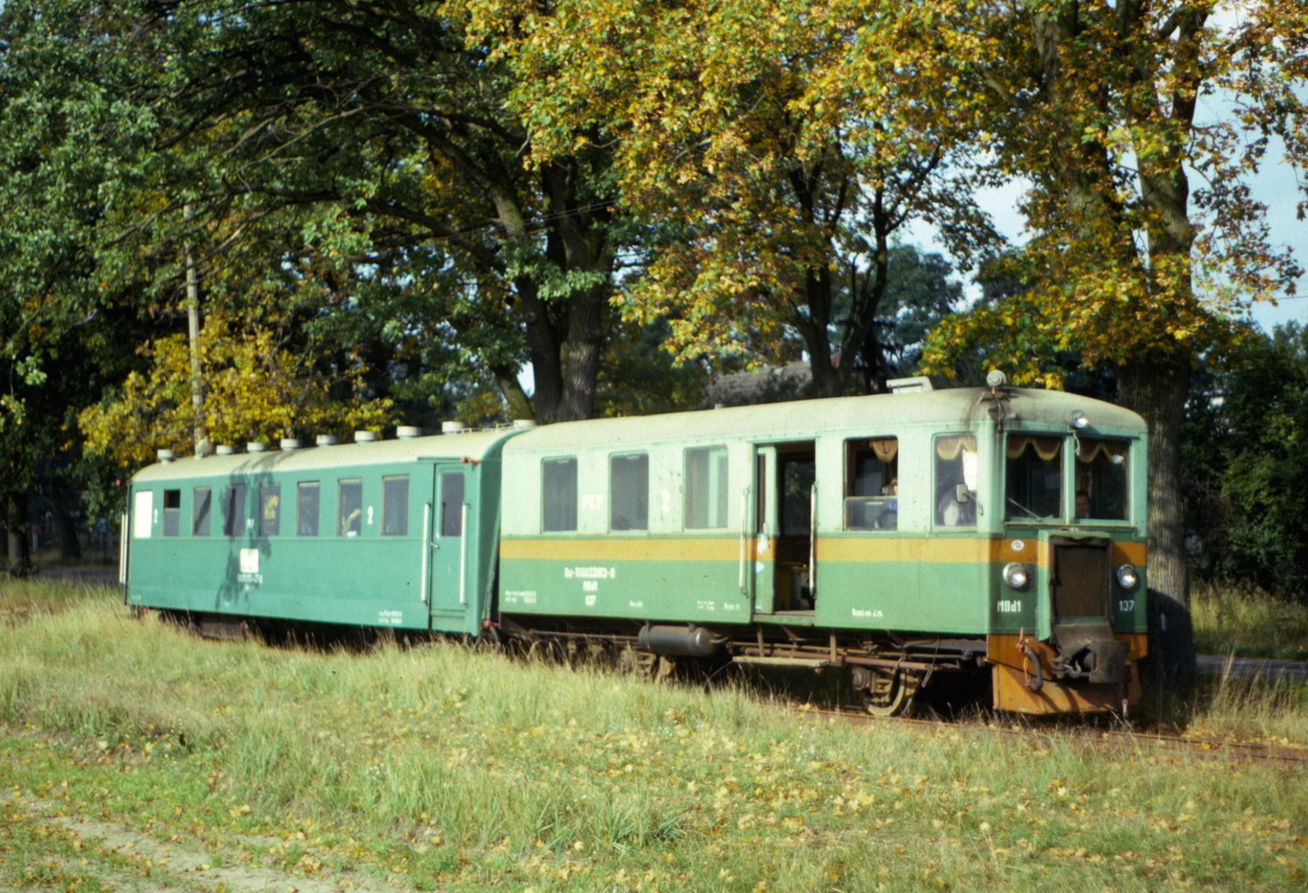 Train from Prawy Brzeg Wisły to Stegna Gdańska