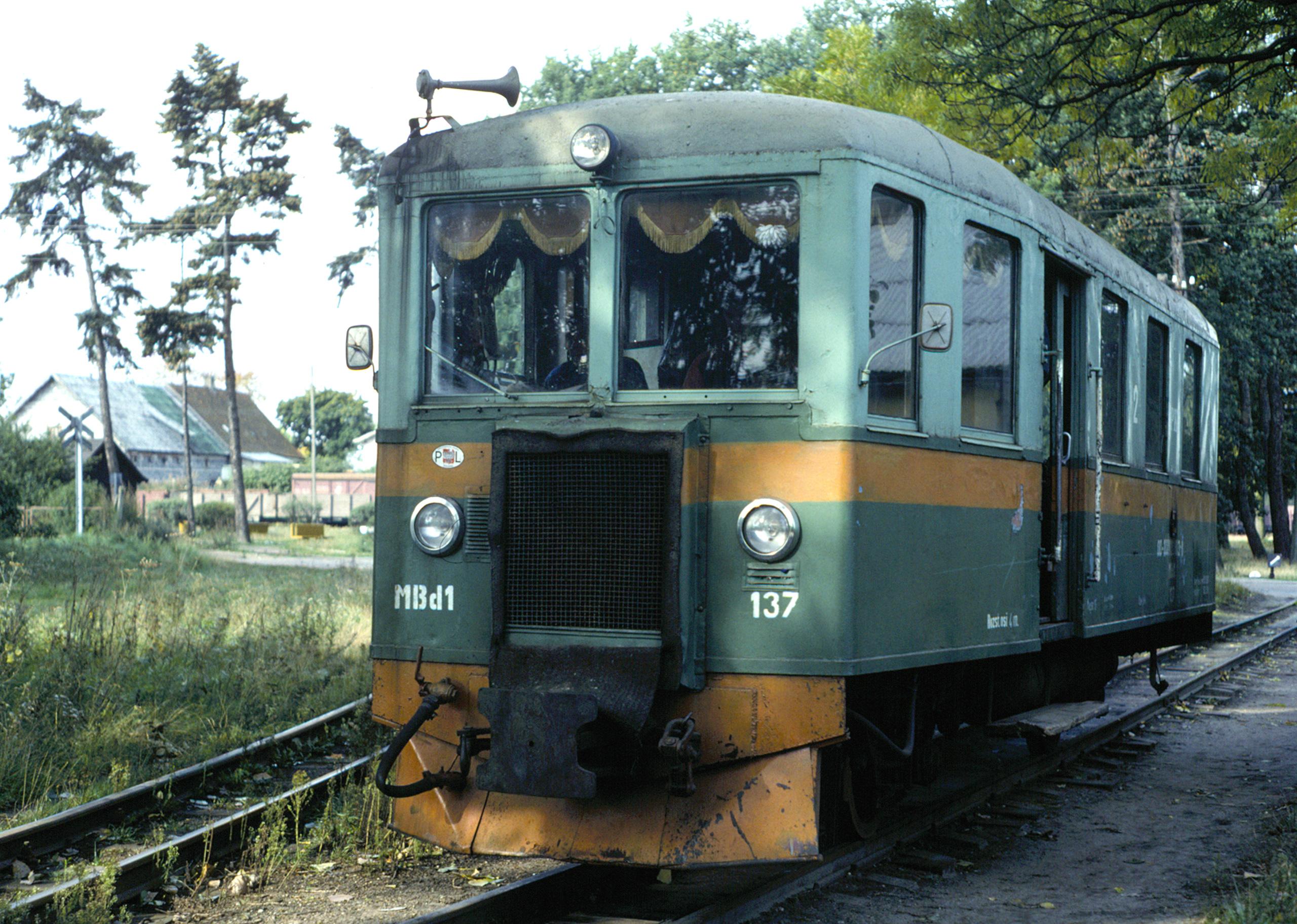 MBd1-137 at Stegna Gdańska.