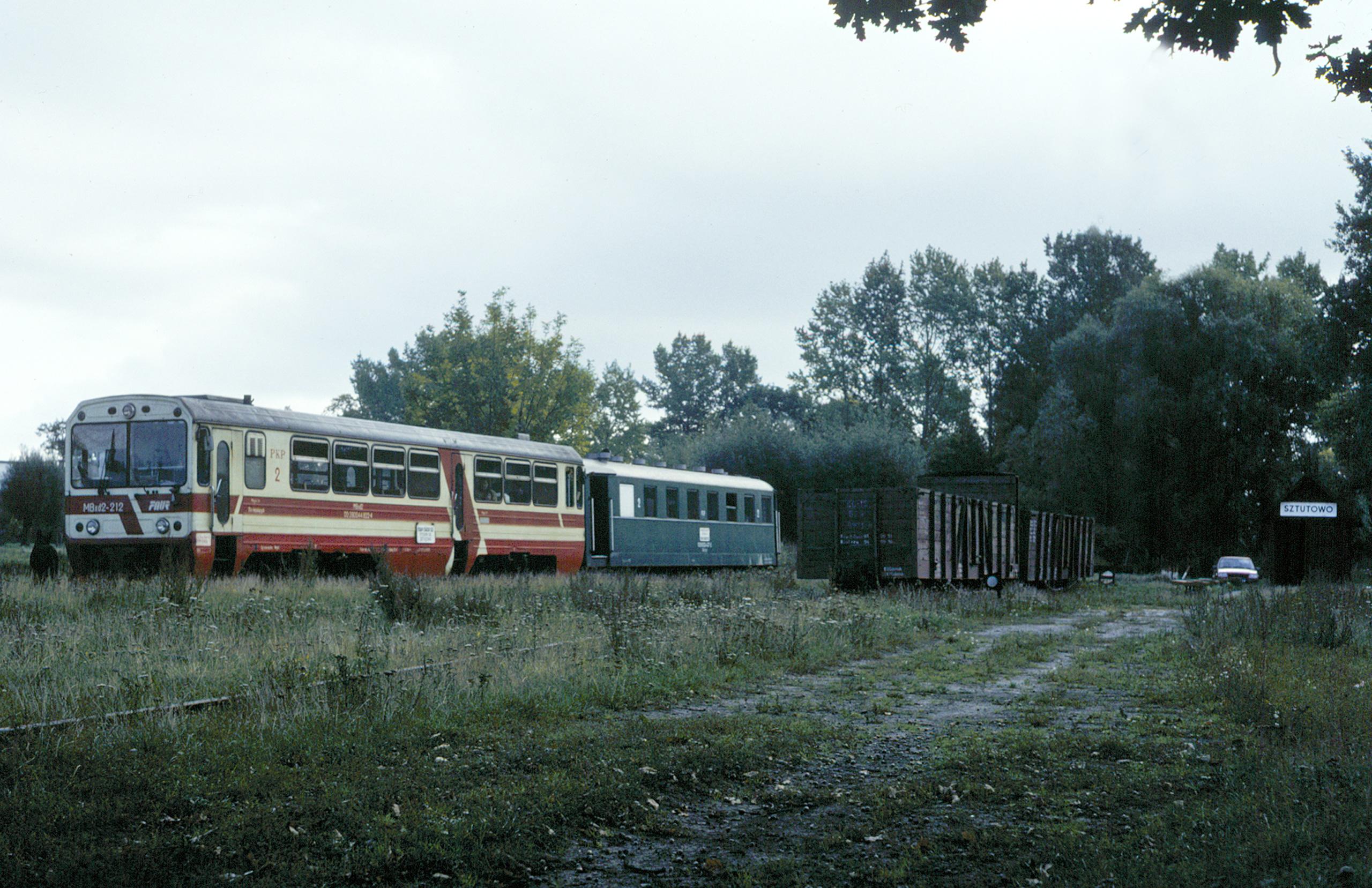At Stegna Gdańska
