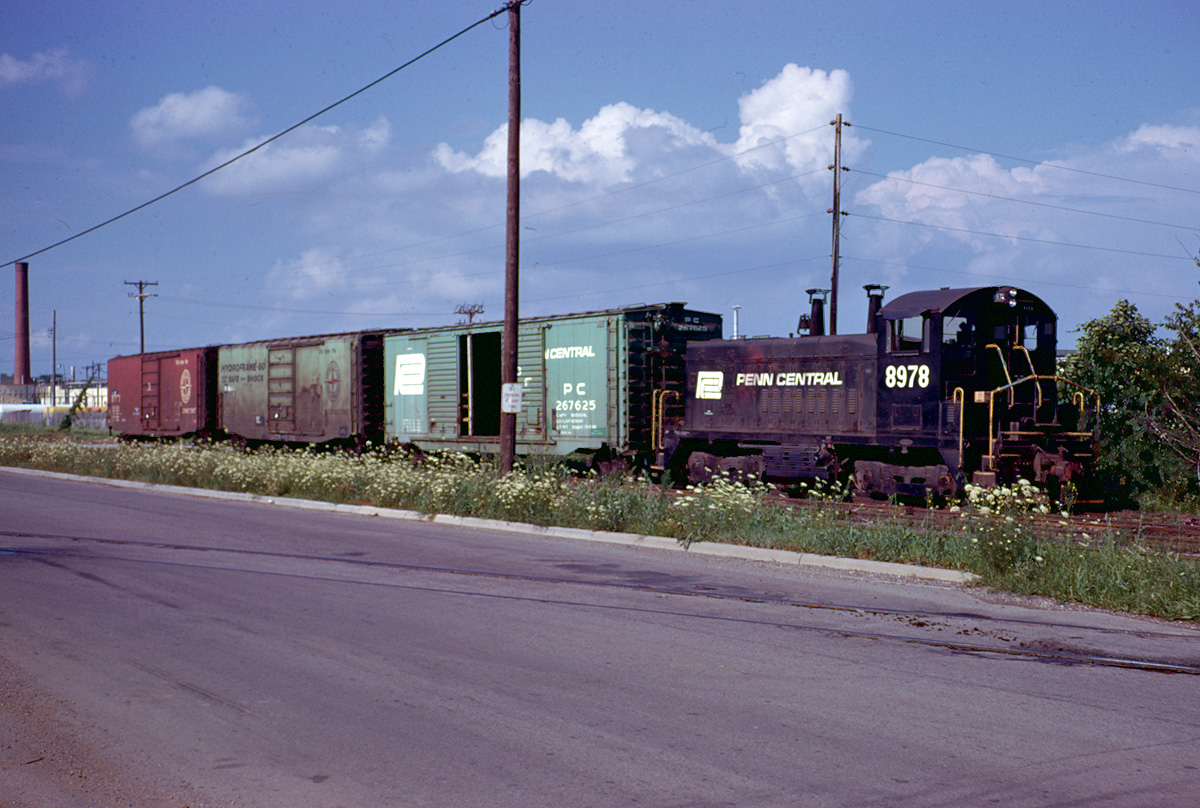 PC local at Tecumseh, MI 1973