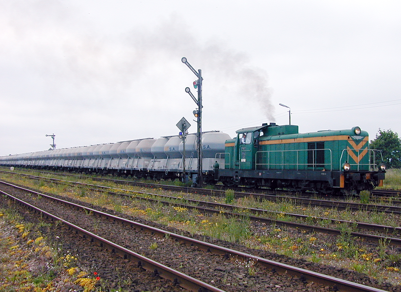 SM42 at Czersk