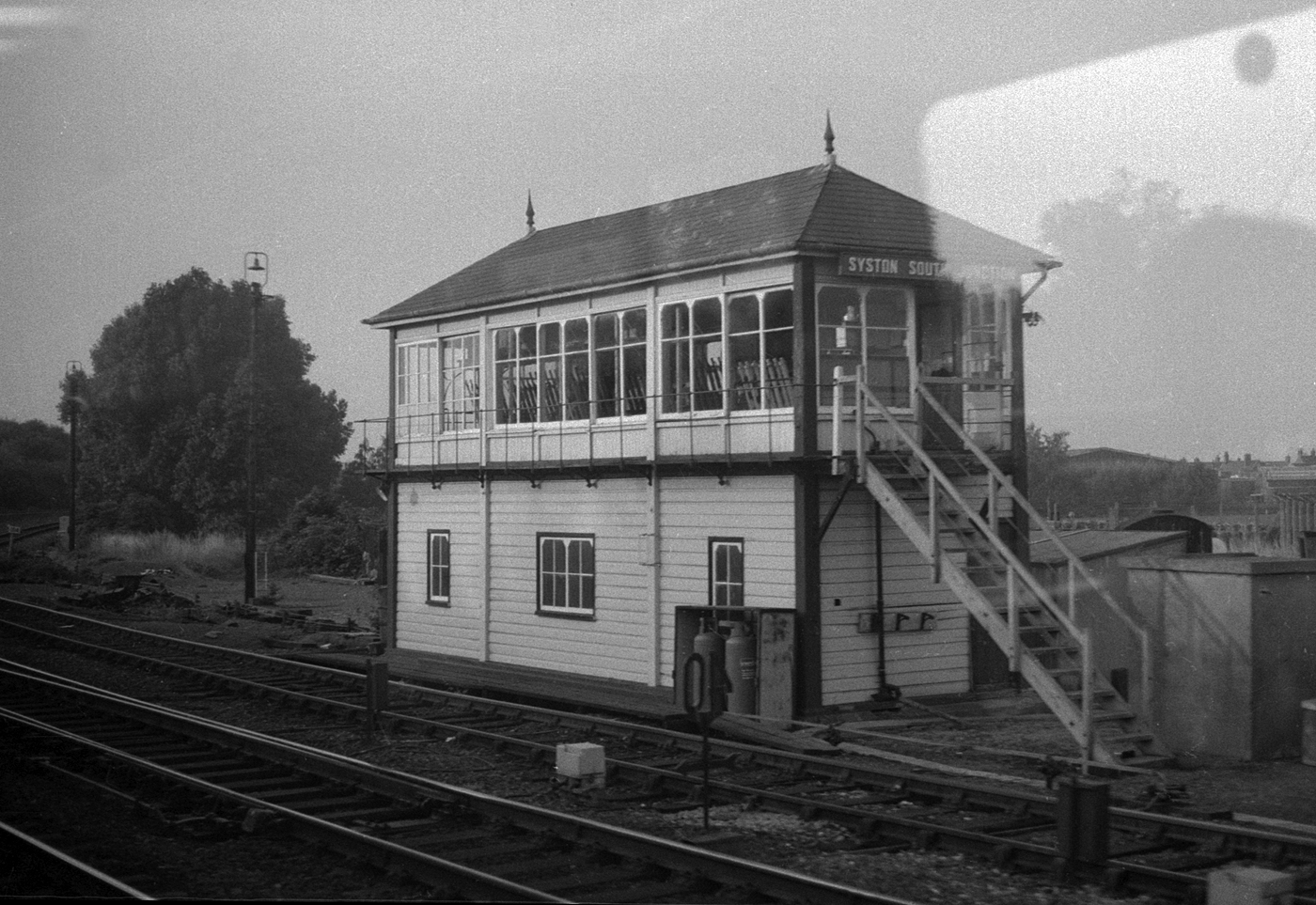 Syston South Junction Signal Box