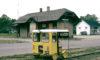 Motor car at Tecumseh Junction