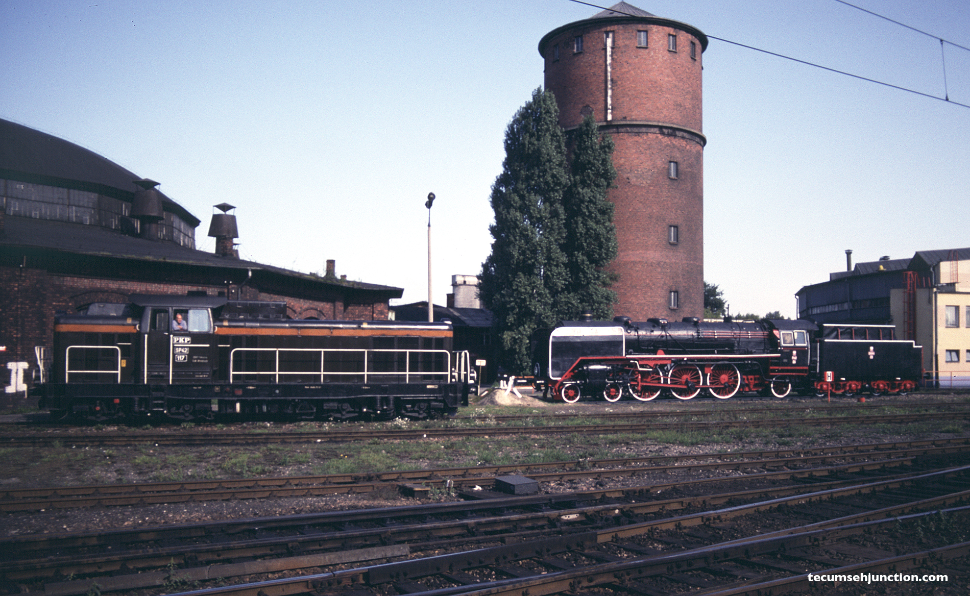 SP42 and Pm2 at Bydgoszcz
