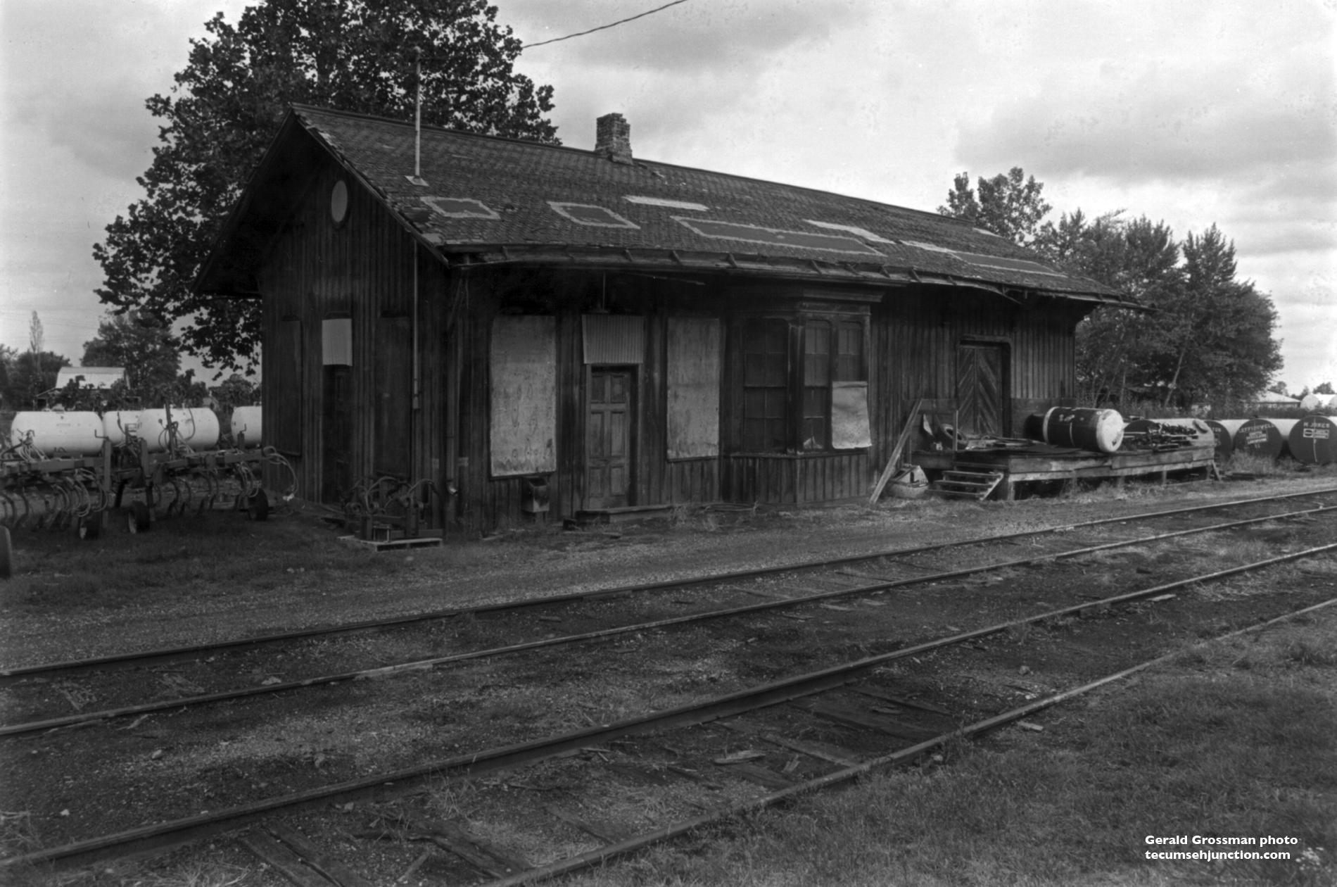 Morenci depot 1976